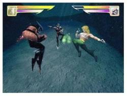 Aquaman GameCube