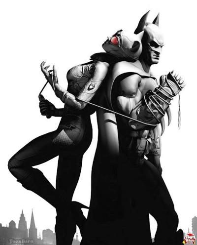 Catwoman Bondage