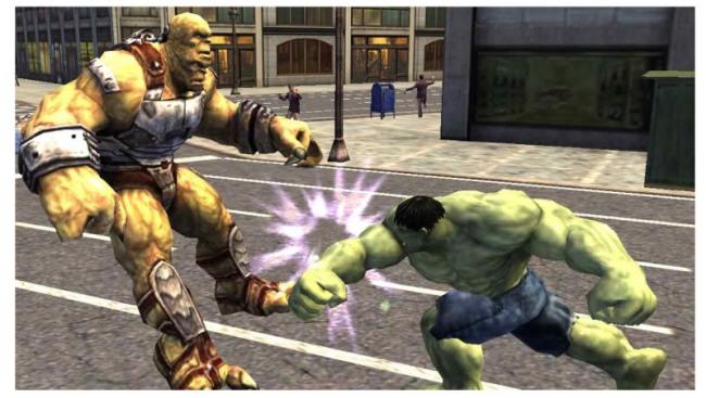 Incredible Hulk: Ulimate Destruction
