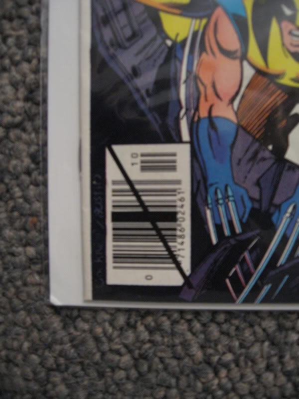 Classic Comic Special: Comics, Covers, and Barcodes! – UncannyDerek