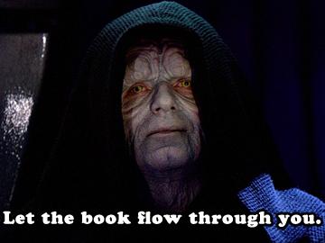 Emperor Palpatine Book